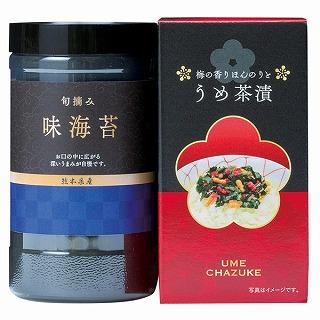 <ゆかり屋本舗>味海苔・お茶漬セット