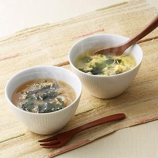 フリーズドライ たまごスープ&スープ春雨ギフト