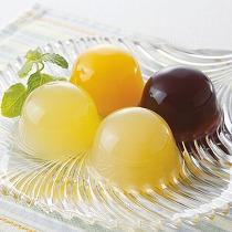 岡山産フルーツゼリー