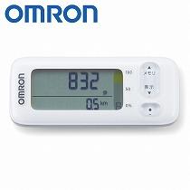 <オムロン>活動量計/ホワイト