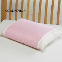 清涼枕カバー1枚/ピンク