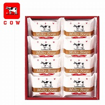 <COW>牛乳石鹸 ゴールドソープセット